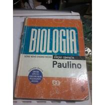 Livro Biologia Paulino Edição Compacta