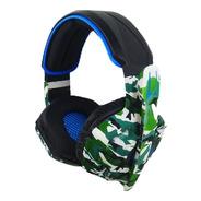 Auricular Gamer Kanji Z14 C/microfono Play Pc Xbox Zoom Celu
