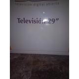 Televisor 29 Pulgadas Nuevo En Su Caja