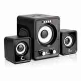 Equipo De Sonido Parlante Xtech 12 W Sd Y Usb Aux + Control