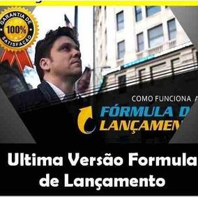 Fórmula De Lançamento 5.0 Érico Rocha +2500 Curso