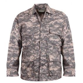 Camisa Rothco Militar Bdu Shirt, Varios Colores