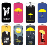 Capinha Capa Case How I Met Your Mother Iphone 4s 5s 5c 6 Se
