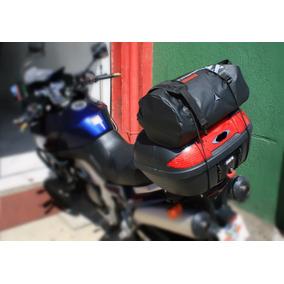 Bolsa Impermeável Viagem Moto Honda Suzuki Bmw Max Bag 40 L