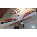 Vendo Aeromodelo Trainer Marca Tower Hobbies Motor 55 Os Ax