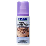 Fabric & Leather 125 Ml Calzado Cuero Impermeabiliza Nikwax