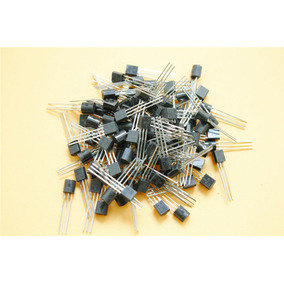 100pcs To-92 Transistor 45v 0.1a Bc547 Npn Bc547b
