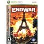Endwar. Tom Clancy´s. Xbox 360. Nuevo Y Sellado