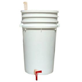 Fermentador Cerveza Artesanal 26.5 L (7 Gal)