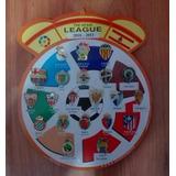 Pines Metálicos Fútbol Liga Española 5 X $5500