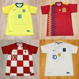 Kit 10 Camisas De Time Futebol 100 Modelos 2018 Atacado