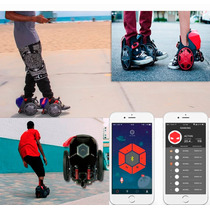 Acton Rocketskates R5 Patines Electricos Iphone A Meses Si¡