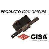 Cerradura Cisa Seguridad 25mm Original Un Pase