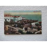 2821- Postal Mar Del Plata, Hotel Scafidi, Rey 43