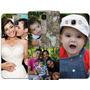 Capa Capinha Personalizada Foto Samsung J7 + Peliculadevidro