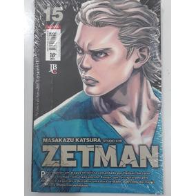Mangá Zetman Vol 15