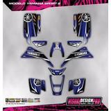 Kit Calcos Grafica Yamaha Blaster 200 - 93/2003
