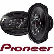Par Alto Falante Pionner 6x9 Ts-a 6995s 600w Original Novo