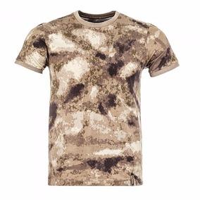 4 Camisas Tática Invictus T-shirt Tech Vários Camuflados