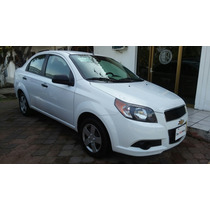 Chevrolet Aveo Aveo Ls Automatico 2015