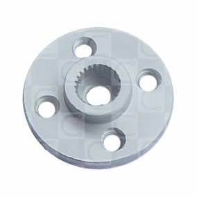 Disco Aluminio 25 Dientes Servos Robótica Mg995 Mg996r