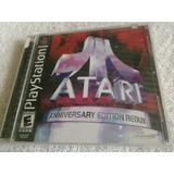 Atari Anniversary Edition Redux Ps1 Ps2 Nuevo Y Sellado