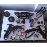 Repuestos Hyundai Elantra 2008 (leer Lista)