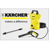 Hidrolavadora Karcher K2 Compact110bar -linea Hogar-