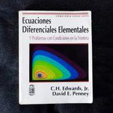 Ecuaciones Diferenciales Elementales - Edwards Penney - 3°ed