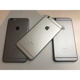 Apple Iphone 6 Plus 64gb Optimos, Libres Con Garantía!!