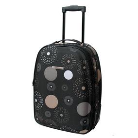 new product 8c1d7 c3c7c Maleta Saturno 20 Negra - Explora Marca Explora