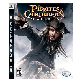 Vg - Pirates Of The Caribbean 3 Ps3