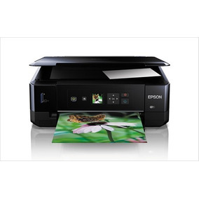 Impresora Multifuncional Epson Xp 610 Sistema De Tinta Conti