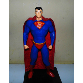 Super Homem Escala 1/4 Em Resina