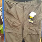 Pantalon Mujer Outdoor Sgvi Technik Desmontable Filtro Uv