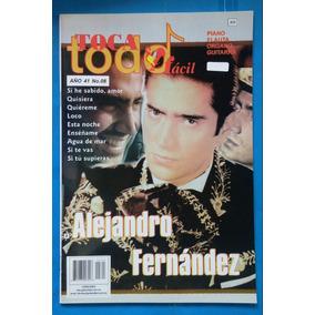 Toca Todo Fácil/guitarra, Flauta, Piano, Organo/ Alejandro F