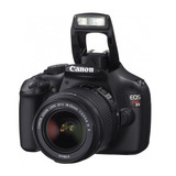 Canon® Rebel Eos T3 Lente 18-55mm Video Hd Réflex 12.2 Mp