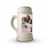 Mug Vaso Cervecero Ceramica Personalizado