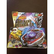Beyblades Variares + Big Bang Pegasis - Pronta Entrega