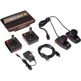Atari Flashback 8 Consola Dorada Hdmi 120 Juegos 2 Controlad