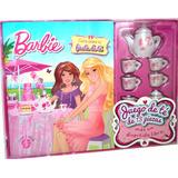 Fiesta De Té. Barbie. Tacitas De Cerámica