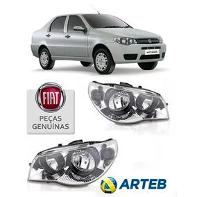 Par Farol Original Arteb Fiat Palio 2003 2004 2005 06 07 08