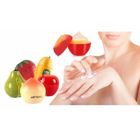Crema Para Manos Kawaii Frutas Innovador Lote Mayoreo 24 Pz