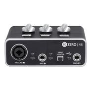 Interface Rad Zero 48 Usb 2x2 Mic C/ Phantom Power + Nf