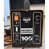 Soldadora Nogex 100 Italiana 100 Amp