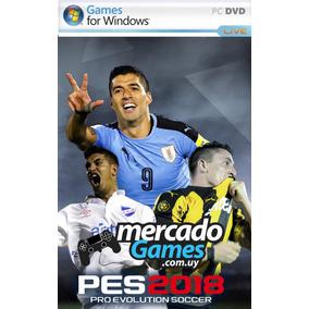 Pes 2018 Futbol Uruguayo Pc Digital Chitogames