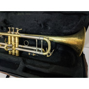 Trompete Sib Bach Stradivarius 38 Original Usa Profissional