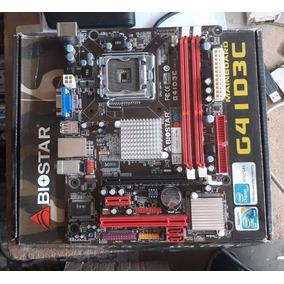 Motherboard Biostar G41d3c Intel Socket 775 Ddr3