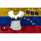 Franela Dama Caracas Venezuela