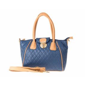 Bolsa De Mano Sahara Woman Azul